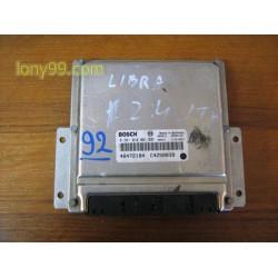 Компютър (bosh-0281010001) за Lancia Lybra 2.4 jtd (99-02)