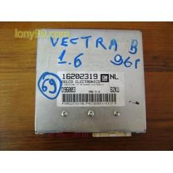 Компютър (delco) за Opel Vectra 1.6 (96-)