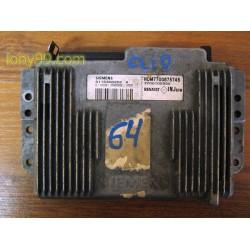 Компютър (siemens 115300202A) за Renault Clio (98-05)