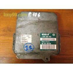 Компютър (bosh 0261200707) за Peugeot 106 (96-00)