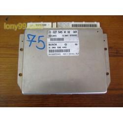Компютър (bosh 0265109445) за Mercedes A-Class (97-04)