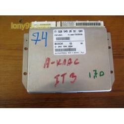 Компютър (bosh 0265109459) за Mercedes A-Class (97-04)