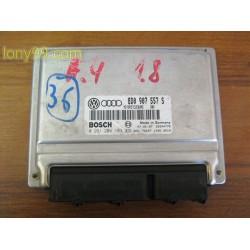 Компютър (bosh 0261204183) за Audi A4 1.8t (95-01)
