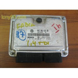 Компютър (bosh 0281012708) за Skoda Fabia (99-07)