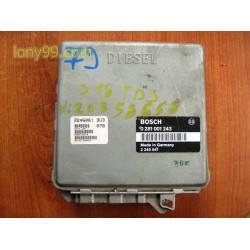 Компютър (bosh) за BMW 318 tds (88-97)