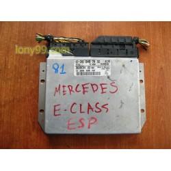 Компютър (bosh 0265106113) за Mercedes E-Class (93-96)