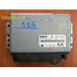 Компютър (bosh 0261204292) за Opel Frontera (97-04)
