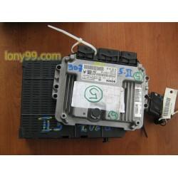 БСМ + Компютър за  Peugeot 307 (01-08)