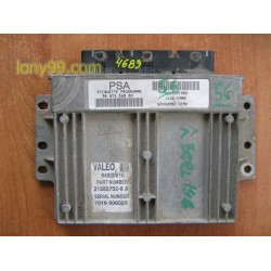 Компютър за Citroen Berlingo 1.4 (97-02)