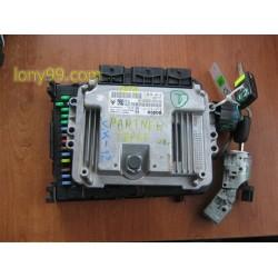 БСМ + Компютър за Peugeot Partner Tepee (08-)