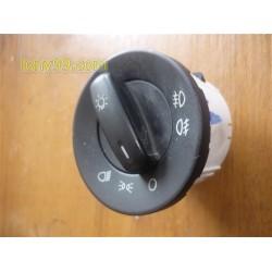 Копчета фарове за Skoda Octavia 2 -с халогени (04-08)