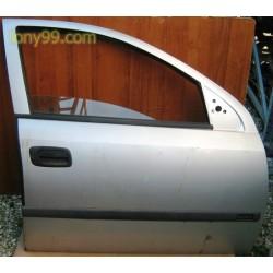 Врата предна дясна оборудвана за Opel Astra G (98 - 04)