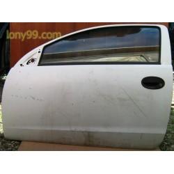 Врата предна лява за Opel Corsa C (98 - 06)