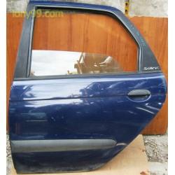 Врата задна лява за Renault Scenic 1 (97 - 03)