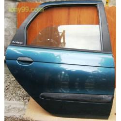 Врата задна дясна за Renault Scenic 1 (97 - 03)