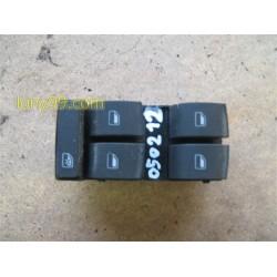 Копчета за ел. стъкла (4 ел) за Audi A4 (95-01)