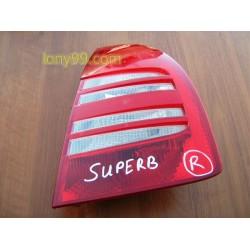 Стоп за Skoda Superb- десен (02-08)