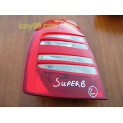 Стоп за Skoda Superb- ляв (02-08)