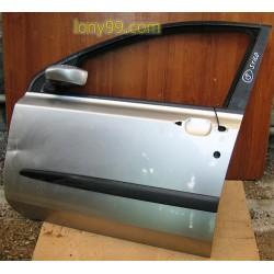 Врата предна лява за Fiat Stilo (01-10)
