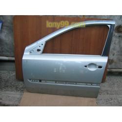 Врата предна  лява за Renault Laguna (01-08)